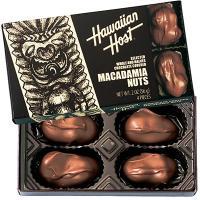 ハワイ お土産 土産 みやげ おみやげ / ハワイアンホースト マカデミアナッツ チョコレート TI...