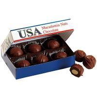 アメリカお土産 アメリカ土産 アメリカおみやげ/アメリカ ミニマカデミアナッツチョコレート 1箱/ア...