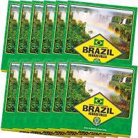 ブラジル土産 ブラジルお土産 みやげ おみやげ ブラジル フレークトリュフチョコレート 6箱セット ...