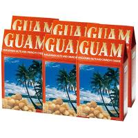 グアム土産 グアムお土産 みやげ おみやげ グアム チーズ&マカデミアナッツ 6箱セットつい...