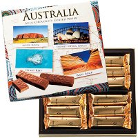 オーストラリアお土産 オーストラリア土産 オーストラリアおみやげ/オールオーストラリア チョコウエハ...