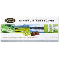 ニュージーランドお土産 ニュージーランド土産 ニュージーランドおみやげ/キウイフルーツチョコレート ...