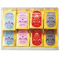 インドお土産 インド土産 インドおみやげ/サンチャ リーフティーミニゴールデンパック 8袋セット/海...