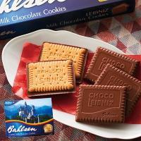 ドイツ土産 ドイツお土産 みやげ おみやげ バールセン ライプニッツミルクチョコクッキー 1箱  バ...
