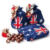 オーストラリア土産 オーストラリアお土産 みやげ おみやげ マカデミアナッツチョコレート3袋セット(...