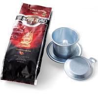 ベトナム土産 ベトナムお土産 みやげ おみやげ チュングエンコーヒー&フィルターセット  濃...