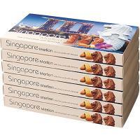 シンガポール土産 シンガポールお土産 みやげ おみやげ シンガポール アーモンドチョコレート 6箱セ...