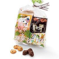 ハワイ お土産 土産 みやげ おみやげ / スヌーピー マカデミアナッツチョコ&クッキー ミ...