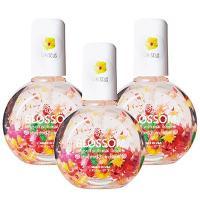 アメリカ土産 アメリカお土産 みやげ おみやげ ネイルケアオイル 3コセット優雅な花の香りで癒されネ...