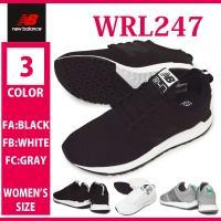 【商品名】 new balance ニューバランスWRL247 【カラー名】 FA:BLACK(ブラ...