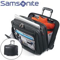 Samsonite製キャスター付ビジネスバッグ。飛行機、機内持込可能!  ■主な仕様■ 【サイズ】幅...