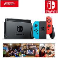 ■同梱品■ Nintendo Switch本体:1、 Joy-Con(L)ネオンブルー:1、Joy-...