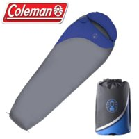 【丸洗いOK 収納袋付き】 Coleman Pathfinder コールマン パスファインダー 耐寒温度 -18.0℃ 快適温度3℃ 寝袋 マミー型 大人用 シュラフ キャンプ 防災 緊急用