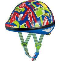 ■あごひもにはヘルメットの着脱が簡単な「ワンタッチバックル」を採用 ■アジャスターダイヤル後頭部に取...