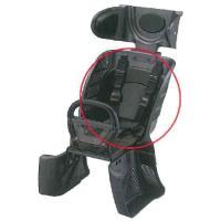 ■仕様:5点、金属製バックル、スマートフィッターあり、取扱説明書付属 ■長さ:肩帯長さ350mm、腰...
