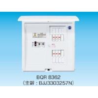 電設資材 パナソニック 住宅分電盤・分電盤 BQR8362