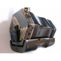 黒檀は硬い木材で二胡に適しています。高品質低価格の手作りで椿二胡工房の人気商品です。澄んだ音色は良い...