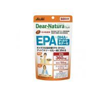 サプリメント 魚嫌い 無添加 ディアナチュラスタイル EPA×DHA+ナットウキナーゼ 240粒