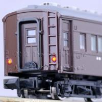 オハ35系客車は、1939年に登場した戦前の国鉄の代表的な客車です。戦前形の生産は昭和17年(194...