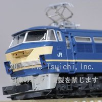 EF66形電気機関車は、EF65の重連による1,000t級の高速貨物列車を100km/hで単機牽引で...