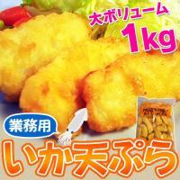 お惣菜売り場や飲食店向けに作られている 業務用の「いか天ぷら」を激安で入手いたしました〜 いか天がど...
