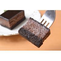 『ベルギーチョコレートケーキ』。 カットの大きさが揃わなかったものを、訳あり特価で入手しました!! ...