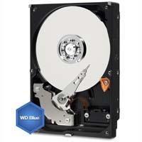 WD Blue 3.5インチ内蔵 Serial-ATA HDD 1.33TBプラッタ採用