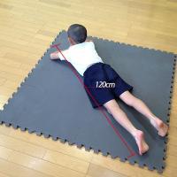 滑り止め付ジョイントマット60cm 幼稚園や小学校で使われている 業務用のジョイントマット  ノンス...