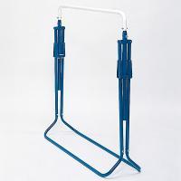 室内鉄棒子供用SGマーク付 高さ80cmからのこども用鉄棒 室内用折りたたみ式ワンタッチトレーニング鉄棒