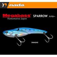 メガバス ナダ スパロー Megabass nada SPARROW シーバス / バイブレーション...