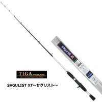 TIGA (ティガ) SAGULIST XT〜サグリスト〜 / 穴釣り / 際釣り / 波止 / S...