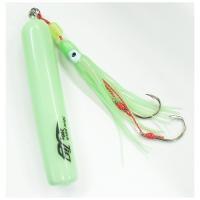 インチク釣法が進化した、発光色の変化で魚を誘う! ジグをおもりとして使い真鯛、イサキを狙う!  スロ...