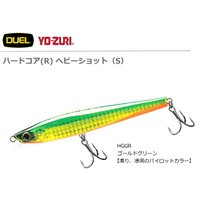 デュエル ヨーズリ DUEL YO-ZURI ハードコア(R) ヘビーショット(S) / シンキング...