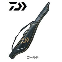 ダイワ DAIWA ロッドケース FF(K)  本体剛性をアップする「強化ボード付き」で保護性と軽さ...