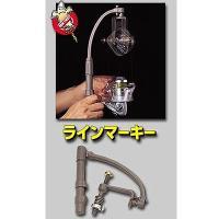 ◆リールを巻けばスプールが回転し、回転ホルダーで糸ヨレを解消する自動ヨリ取りシステム! ◆(1)リー...