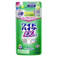 花王 ワイドハイター EXパワー つめかえ用 (480mL) 詰め替え用 衣料用酸素系漂白剤
