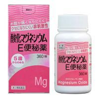 【第3類医薬品】健栄製薬 酸化マグネシウムE便秘薬 (360錠) ※本商品は医薬品となります。ご購入...