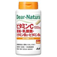 アサヒ ディアナチュラ ビタミンC・亜鉛・乳酸菌・ビタミンB2・ビタミンB6 60日分 (120粒) 栄養機能食品 ※軽減税率対象商品