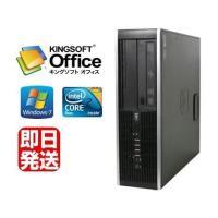 【ポイント10倍】Office 2016付/Windows7 Pro搭載/HP Compaq 800...