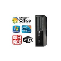 【ポイント10倍】Windows7 Pro搭載/HP Compaq 8100 Elite SF/Co...
