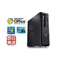 【ポイント10倍】Windows7 Pro 32BIT搭載/DELL Vostro 230/Core...