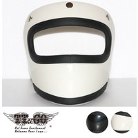 TT&CO. スターマスク 未塗装 500TX専用   頭部3点スナップボタンで取付ける、オ...