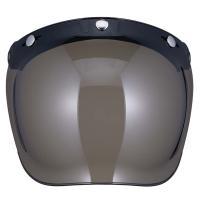 バブルシールド ライトスモーク ジェットヘルメット フルフェイス ビンテージ 夜間使用可能