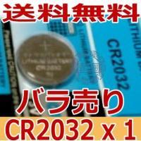 高性能 リチウムボタン電池(CR2032)