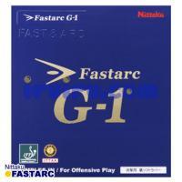 [送料無料・14時までのご注文を当日発送] 卓球 ラバー Nittaku(ニッタク) ファスターク G-1 G1