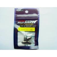 商品説明 マルシン漁具 タングステンバレットシンカー 1/4oz です。  高比重・高硬度タングステ...