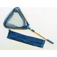 商品説明 マルシン漁具 フォールディング ラバーネット です。  コンパクトに折りたためて伸縮式のラ...