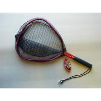 商品説明 マルシン漁具 ランディングネット Short です。  魚を傷めないソフトネット!!  ・...