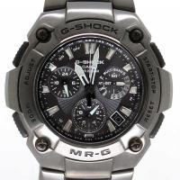 [商品名] カシオ G-SHOCK MR-G メンズ 電波時計 [型番] MRG-7500BJ-1A...