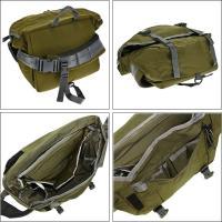 ミステリーランチ MYSTERY RANCH ボディバッグ ショルダーパック インベーダー INVADER メンズ レディース バッグ